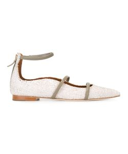 MALONE SOULIERS | Robyn Ballerinas 40 Leather/Pvc