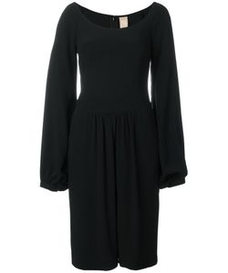 Pascal Millet | Bell Sleeve Knee Length Dress 36
