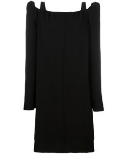 See By Chloe | See By Chloé Cut Out Shoulder Dress 38