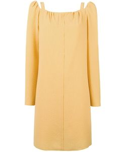 See By Chloe | See By Chloé Cut Out Shoulder Dress 36