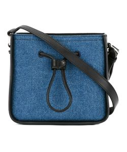 3.1 Phillip Lim | Mini Soleil Crossbody Bag Cotton/Calf Leather