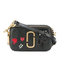 Marc Jacobs | Hand To Heart Snapshot Crossbody Bag Leather