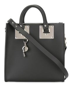 Sophie Hulme | Square Albion Tote Calf Leather