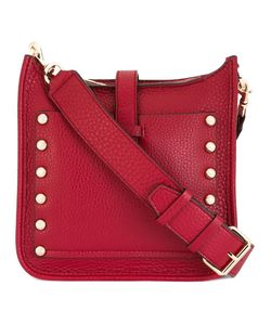 Rebecca Minkoff | Studded Detail Crossbody Bag Calf Leather