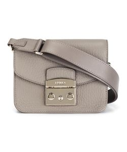 Furla | Thick Strap Crossbody Bag Leather