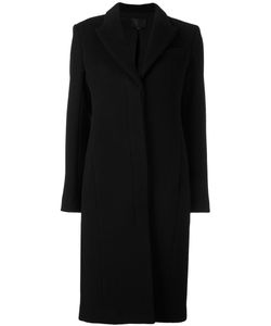 Alexander Wang | Single Breasted Coat 6 Wool/Cashmere/Polyamide/Viscose