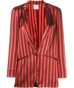 Forte Forte | Striped Blazer Ii Viscose/Polyester/Cotton