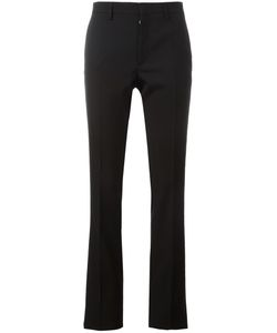 Saint Laurent | Classic Tailored Trousers 36 Virgin Wool/Cotton