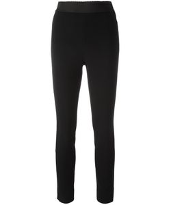 Dolce & Gabbana | Slim Fit Trousers 44 Viscose/Acetate/Silk/Spandex/Elastane