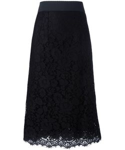 Dolce & Gabbana | Lace Tube Skirt 48 Polyamide/Cotton/Viscose/Polyamide