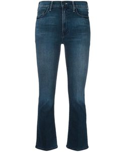Mother | The Insider Crop Jeans 28 Cotton/Polyester/Spandex/Elastane