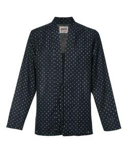 NAKED AND FAMOUS | Kimono Shirt Xl Cotton