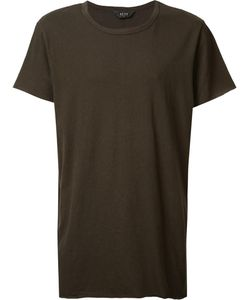 NEUW | Crew Neck T-Shirt Medium Cotton/Linen/Flax
