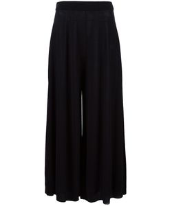 Jil Sander | Wide-Leg Trousers 34 Polyester/Viscose