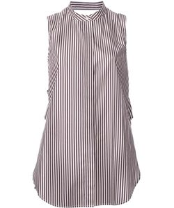 3.1 Phillip Lim | Knotted Back Striped Top 2