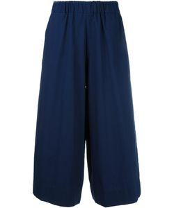 Antonio Marras | Wide Leg Cropped Trousers 1 Cotton