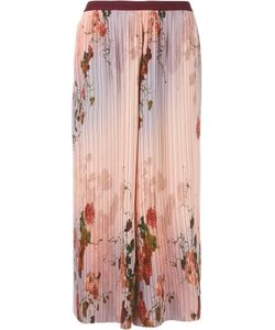 Antonio Marras | Plissé Cropped Trousers 1 Polyester/Spandex/Elastane