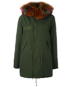 MR & MRS Italy | Fur-Lined Parka Medium Cotton/Lamb