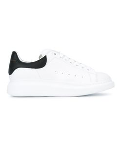 Alexander McQueen | Extended Sole Sneakers 43 Leather/Rubber