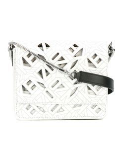 Kenzo | Logo Cut-Out Shoulder Bag