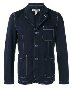 Comme Des Garcons | Comme Des Garçons Shirt Contrast Stitch Blazer Size Medium