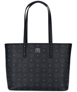 MCM | Logo Print Tote Cotton/Canvas/Polyurethane