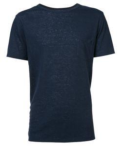 Onia | Chad Ss Linen T-Shirt