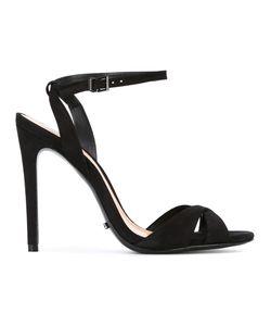 SCHUTZ   Cross Strap Sandals Size 41