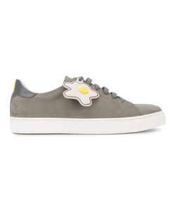 Anya Hindmarch | Smiley Egg Tag Sneakers Size 39