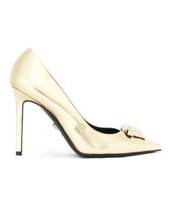 Versace | Palazzo Medusa Pumps 39 Leather