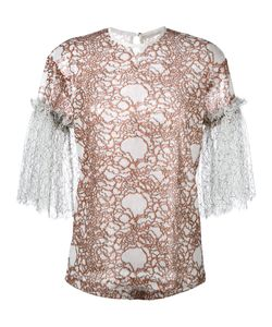 Marco De Vincenzo | Embroidered Top