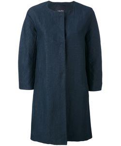 'S Max Mara | S Max Mara Collarless Coat