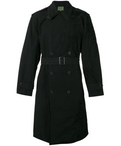 Amen | Embroidered Trench Coat 48