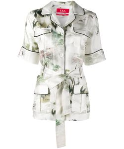 FOR RESTLESS SLEEPERS   Japanese Print Pyjama Shirt Large