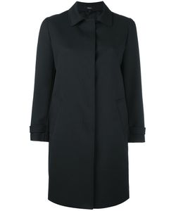 Theory | Dafina Car Coat Large Polyester/Rayon