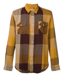 Levi'S Vintage Clothing | Flap Pockets Checked Shirt Small