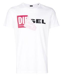 Diesel | Футболка С Принтом-Логотипом