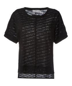 Adidas By Stella  Mccartney | Adidas By Stella Mccartney Logo Print T-Shirt Xs