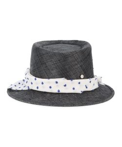 Maison Michel | Ed Hat With Polka Dot Band