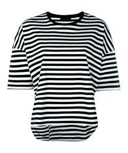 Diesel Black Gold | Horizontal Stripe T-Shirt