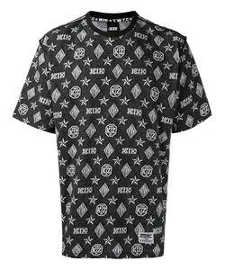 Ktz   Patterned T-Shirt Small