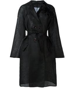 Ermanno Scervino | Belted Coat Size 46