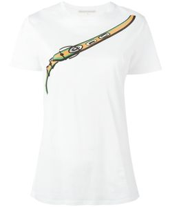 Marco De Vincenzo | Printed T-Shirt 38 Cotton