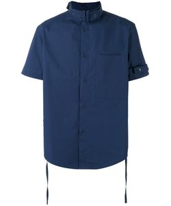 CRAIG GREEN | Belt-Necktie Shirt Medium Cotton