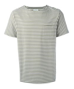 Saturdays Surf Nyc   Striped T-Shirt Small