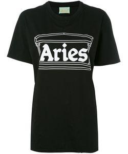Aries | Logo Printed T-Shirt 2