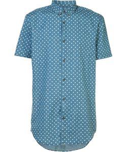 ZANEROBE | Printed Shortsleeved Shirt Size Medium