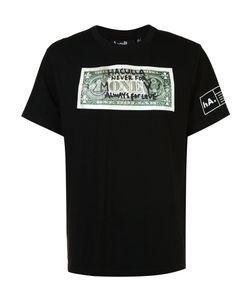 HACULLA | Dollar Bill T-Shirt Xl Cotton