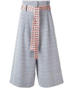 Miahatami | Wide-Leg Woven Trousers