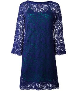Erika Cavallini | Lace Dress 40 Cupro/Cotton/Polyamide